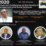 Virtual international conference