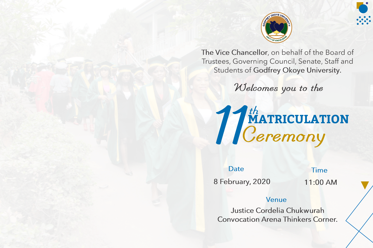11th Matriculation