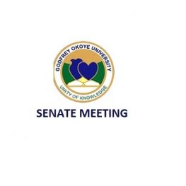 SENATE MEETING 2