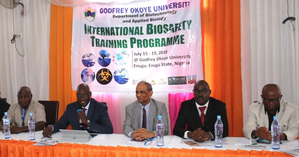 First International Biosafety Short Course implemented in Nigeria