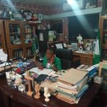 Miss Scholastica Ogbodo – Vice Chancellor For One Day