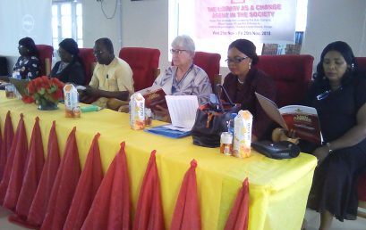 NLA Hosts her 18TH AGM at Godfrey Okoye University, Enugu…