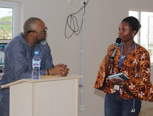 CEO MultiChoice Nigeria Visit GOUNI