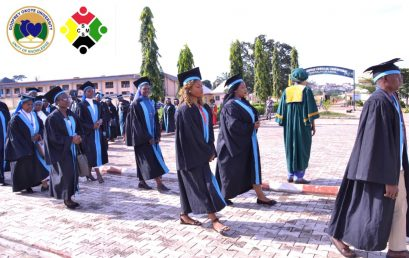 2nd GRADUATION CEREMONY OF GOUCSMS