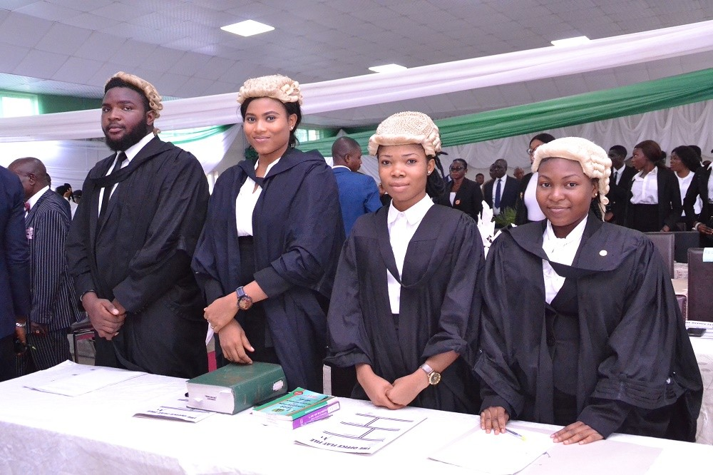 Faculty of Law names Moot Court in honor of Hon, DR. Justice C.C Nweze. JSC 4