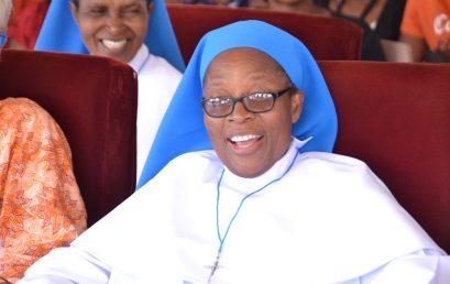 Godfrey Okoye University welcomes Sister Maria Uchechukwu Chukwu, DDL