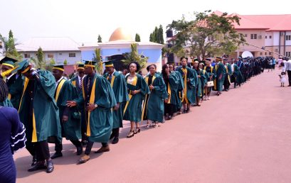 Godfrey Okoye University welcomes 2018/2019 Freshmen.