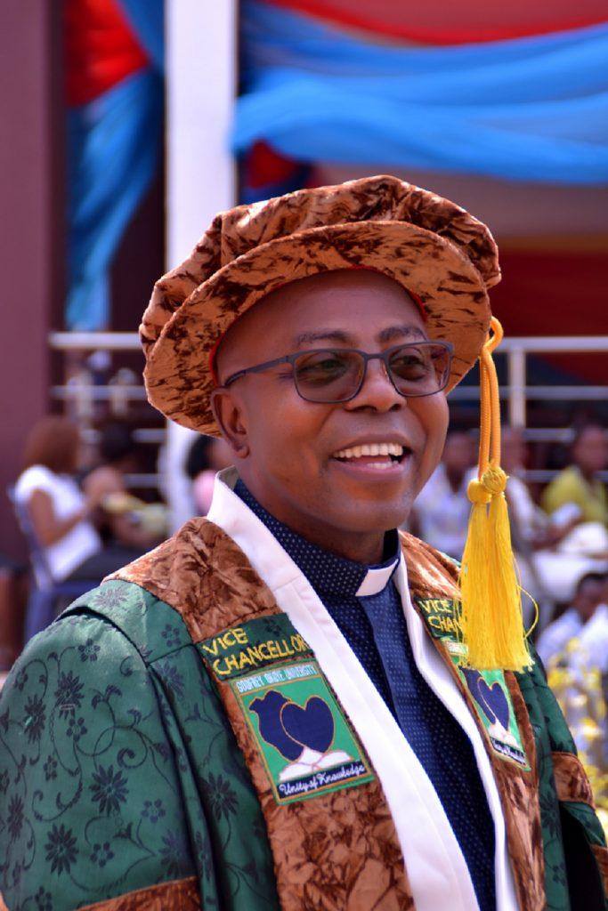 Godfrey Okoye University welcomes 2018/2019 Freshmen. 2