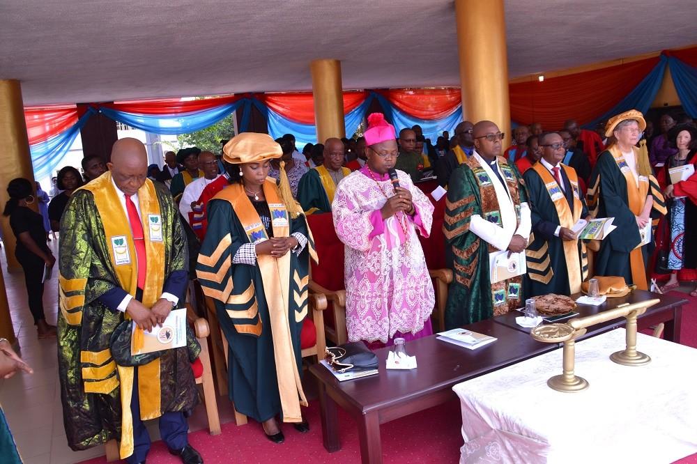 Godfrey Okoye University welcomes 2018/2019 Freshmen. 3