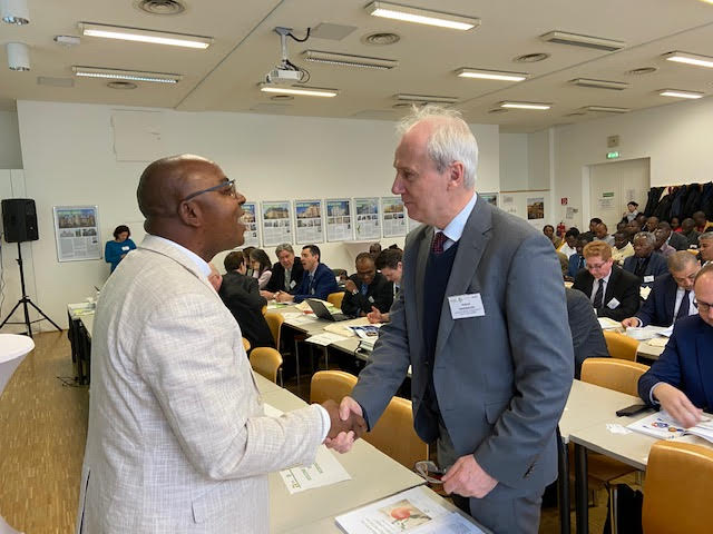 The VC of GO has been  elected President of the Nigerian universities belonging to the biggest Austrian-African universities network (Austrian-Africa Uninet) 2