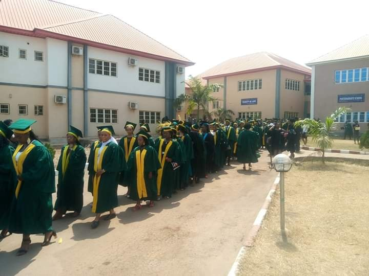 GOUNI 11TH Matriculation Ceremony