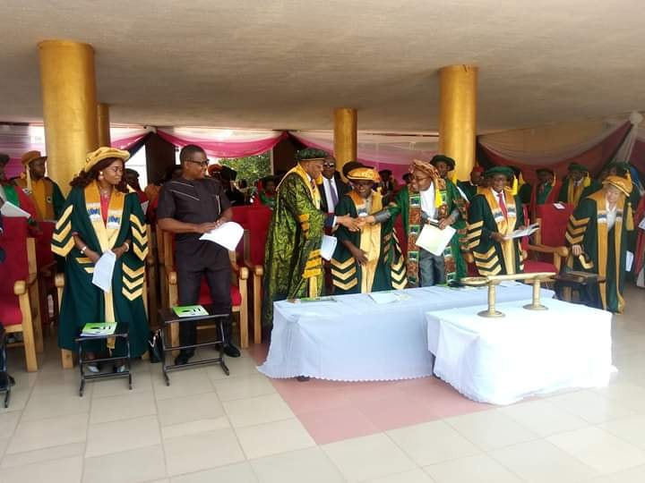 GOUNI 11TH Matriculation Ceremony 1