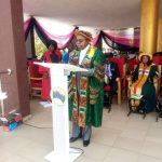 GOUNI 11th MATRICULATION – VICE CHANCELLOR'S ADDRESS