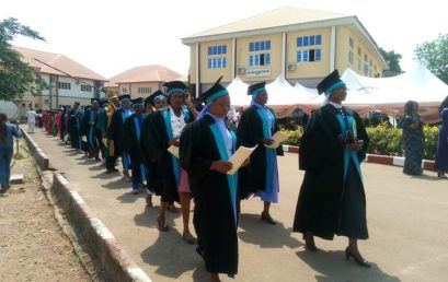 GOUNI 11TH MATRICULATION: PIONEERS OF THE SECOND DECADE