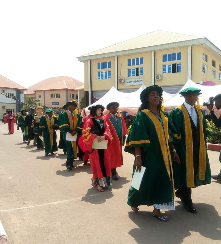 GOUNI 11TH Matriculation Ceremony 6